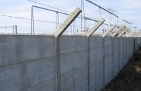 <p> <strong>Clôture Mur plaques avec bavolet</strong></p>
