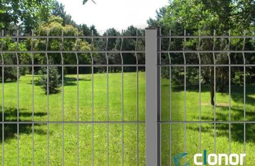 Cloture en panneaux CLOPLUS 40 panneau CLODYNE 205