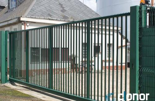 Portails autoportants A01 Ac Motorisés