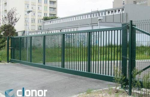 Portails autoportants A02 Ac Motorisés
