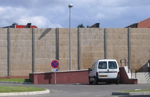 Clowill nos produits cl tures en rouleaux plaques b ton mur en plaques b ton - Plaque de beton pour cloture ...