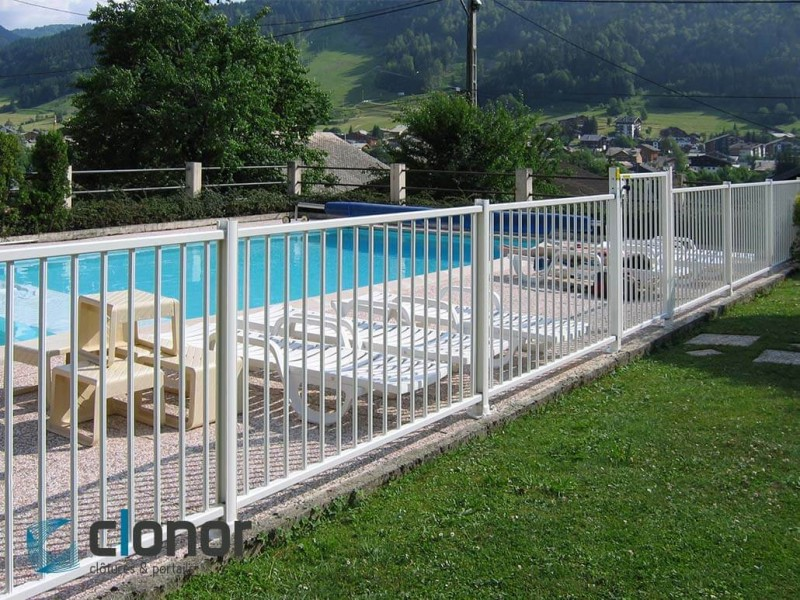 Barrières de piscines CLODUNE