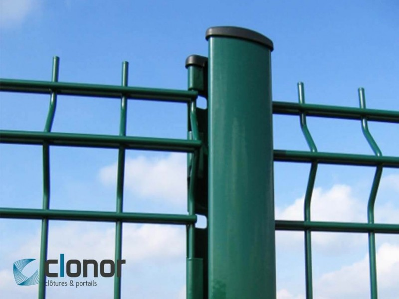Cloture en panneaux CLOGRIFF 64 Clodyne 205