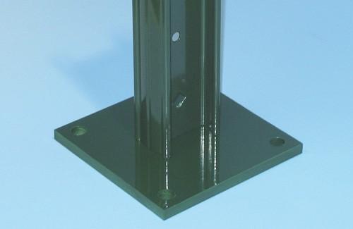 Poteaux b ton cloture - Poteau beton 12x12 ...