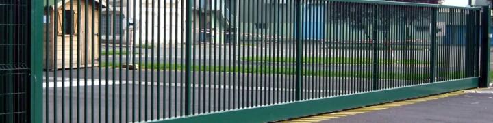 Portails coulissants motorisés C0
