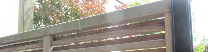 Panneaux bois ajourés