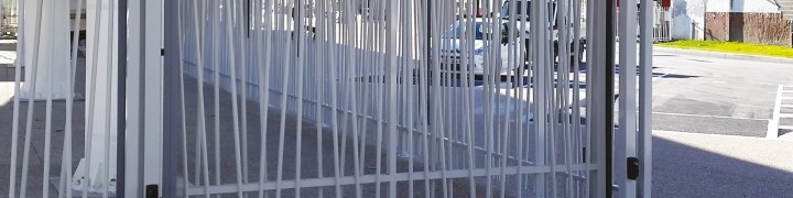 Portails coulissants motorisés DIAGO Evo