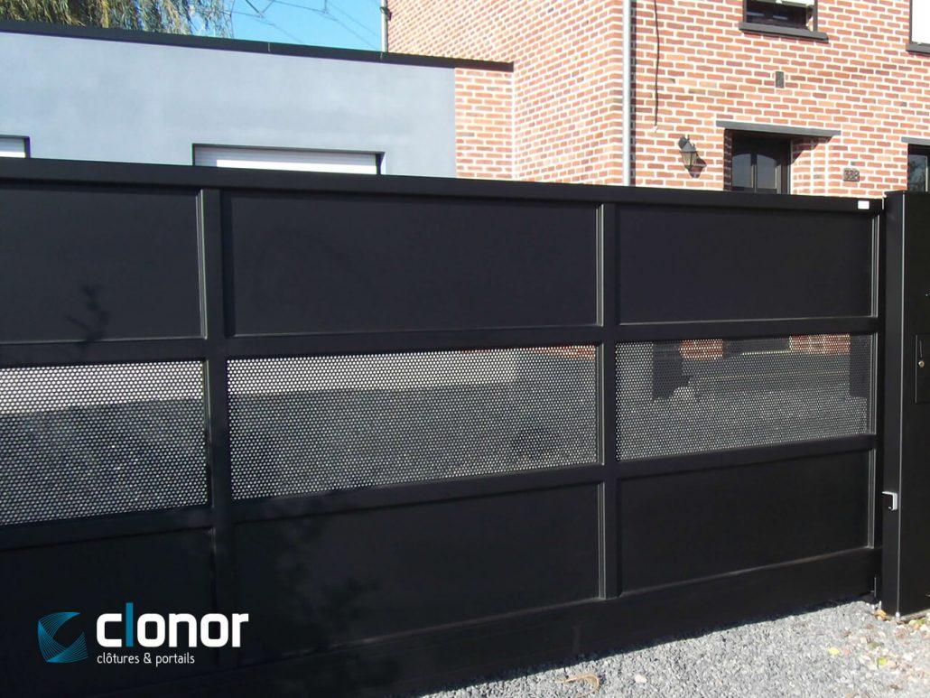 Clotures et portails CLONOR - Fabricant français